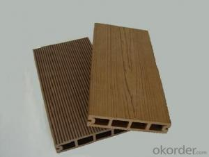 Out Decking/outdoor wall composite decorative plastic panels WPC