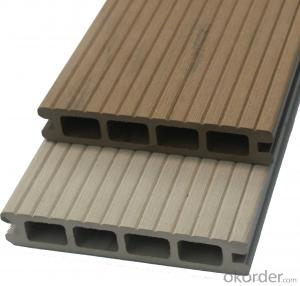 Wood and Plastic Composite/Outdoor Decking/WPC
