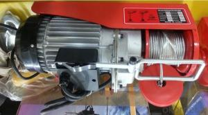600kg Mini Winch Mini Electric Cable Hoist