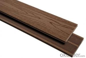 WPC DECK/ waterproof outdoor flooring /Factory price