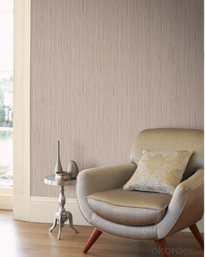 Non-woven Wallpaper South Asia Style Eco-friendly Wallpaper