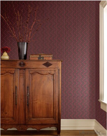 Non-woven Wallpaper 2015 New Products High Foam Wallpaper