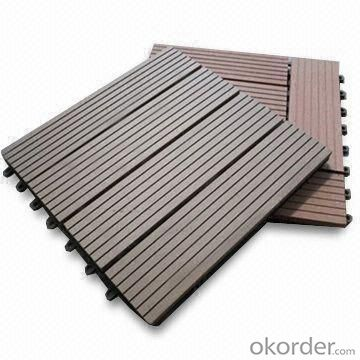 Best seller of waterproof outdoor decking/flooring wpc
