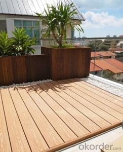 Out Decking/WPC/ Wood Plastic Composite DIY Floor