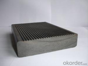 WPC DECK/ waterproof outdoor flooring /Factory price