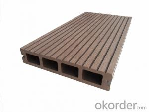 Wood plastic composite wall panel WPC/low price and high quality