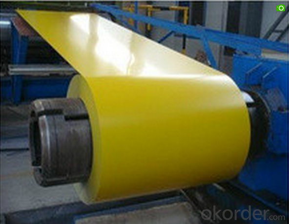Color Coated Steel Plate in Hebei PE Leading Price PPGI