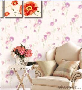 Non-woven Wallpaper Modern Waterproof  for Living Room Decoration