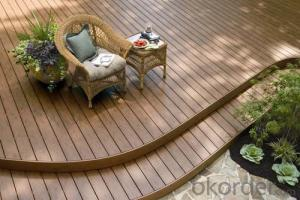 wood plastic composite decking/wpc outdoor laminated flooring