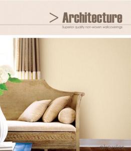 Non-woven Wallpaper 2015 Italian Style Beautiful Designer High Quality China Wallpaper