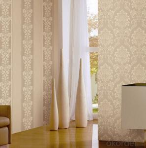 Non-woven Wallpaper Manufacturer Supply Washable for Room