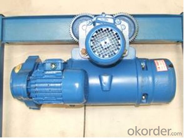 750kg Electric Steel Wire Rope Winch High Quality