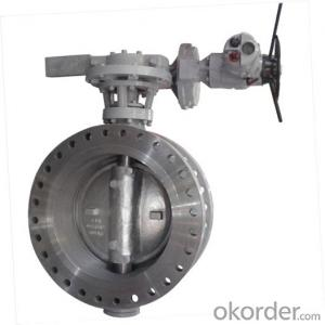 Ductile Iron Butterfly Valve Of Good Quality On Sale Made In China
