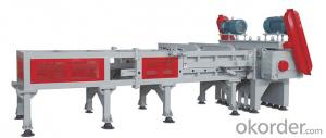 CMAX Light Single Axle Shredder For PE/PP/PVC