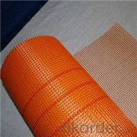 Fibreglass Mesh Reinforcement of Construction