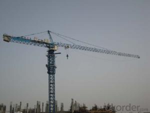 Tower Crane TC5610 Construction Equipment Wholesaler Sales