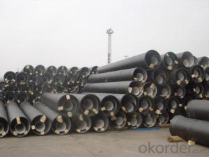 Ductile Iron Pipe Fittings All Socket Tee