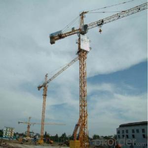 Tower Crane TC6520 Construction Equipment Wholesaler Sales
