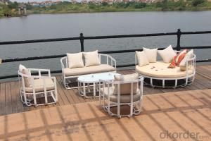 Hot Sale Rattan Sofa Set Patio Wicker Outdoor Furniture