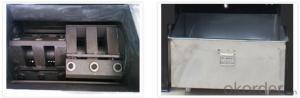 CMAX Light Single Axle Shredder For PE/PP/PVC