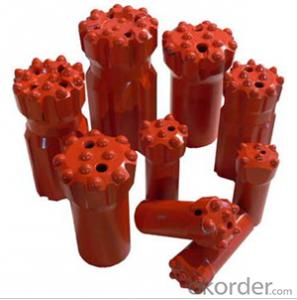 thread drilling bit from China R32 T38 T45 T51