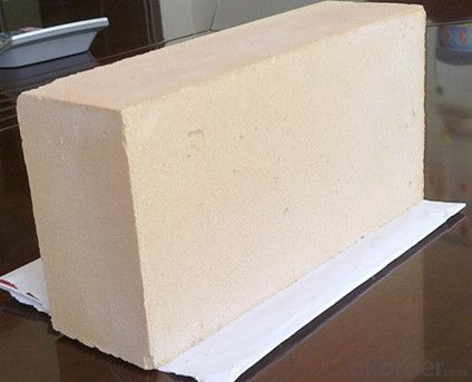 High Alumina Fire Clay of Refractory Brick