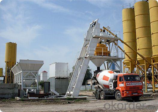 CLS-60 Concrete Mixing Plant