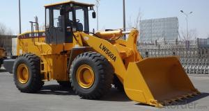 5Ton Wheel Loader China, Pilot, Hydraulic