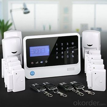 PIR sensor,burglar alarm,home secutity product CNBM