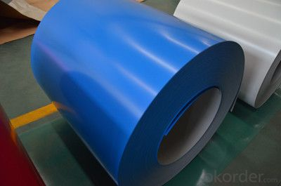 Z14 BMP Prepainted Rolled Steel Coil for Construction
