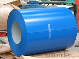 Prepainted Hot Dipped Steel Coil for Construction