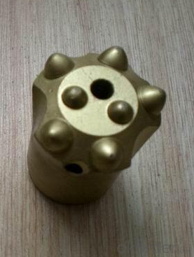 Hemispherical bit thread button bit from China R32 T38