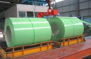 Z35 BMP Prepainted Rolled Steel Coil for Construction