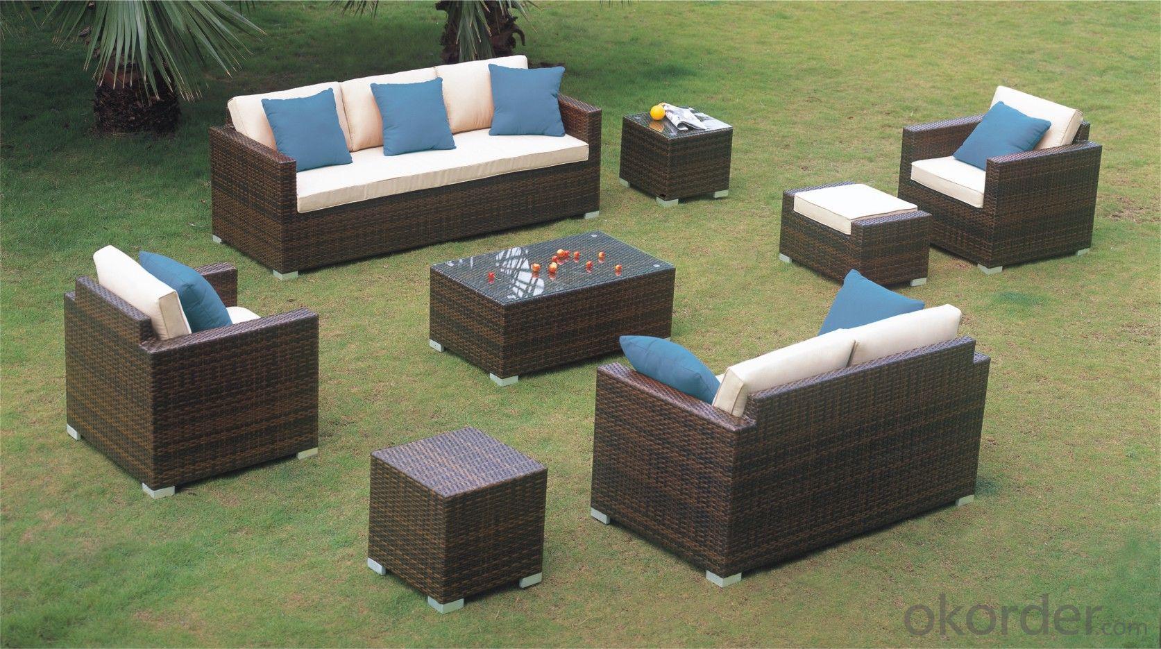 Garden Sofa Set Outdoor Patio with Professional Waving CMAX-YT003