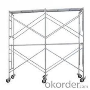 Ringlock Scaffolding for high rise construction