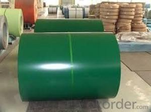 prepainted galvanized Rolled Steel Coil-DX51D