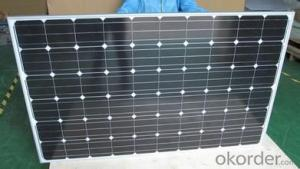 250w poly photovoltaic solar penal with CE/TUV/IEC certificate price per watt  cnbm