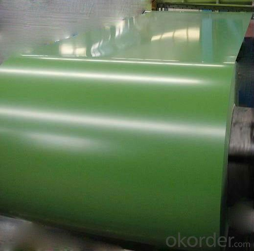 Prepainted Rolled steel coil for Construction Roofing use