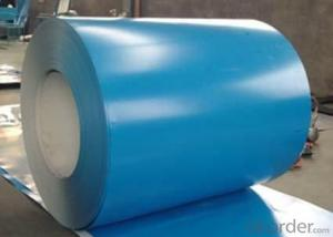 ASTM Prepainted Rolled Steel Coil for Construction Roofing