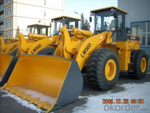 Wheel Loader LW560, Loader Bucket for Sale