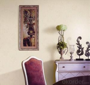 PVC Wallpaper Elsa Colorful Design Korean Stytle Art Deco Wallpaper