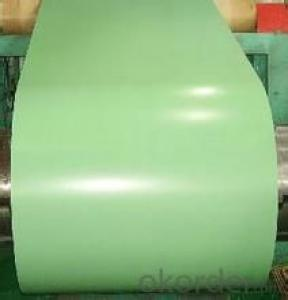 Prepainted galvanized rolled steel Coil-CGCC
