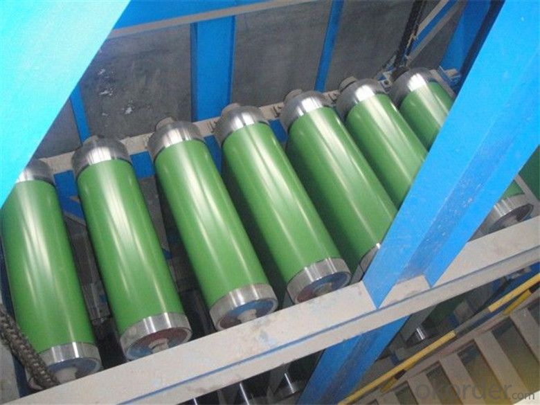 Z30 BMP Prepainted Rolled Steel Coil for Construction