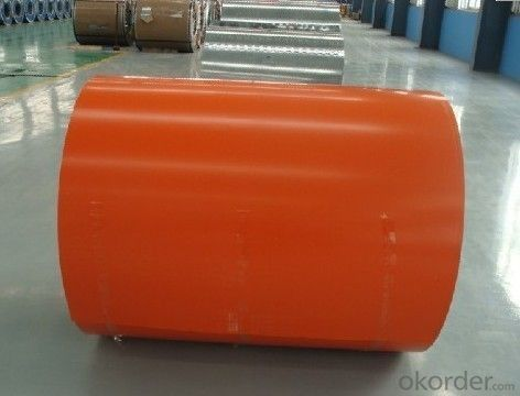 Prepainted Rolled steel Coil for Construction Roof