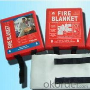 Fire Blanket Used for Heat Sourse Prevention