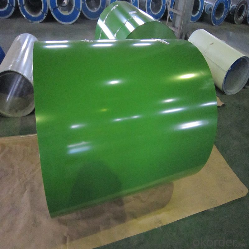 Z31 BMP Prepainted Rolled Steel Coil for Construction