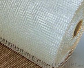 Durable Coated Alkali-Resistent Fiberglass Mesh Cloth
