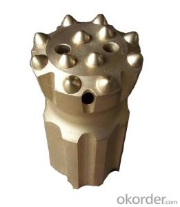 thread drilling bit from China for hardness rock max drilling