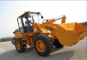 Wheel Loader 3.0t Loading Log with CE ISO Certificate
