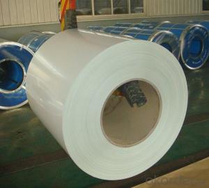 Z44 BMP Prepainted Rolled Steel Coil for Construction
